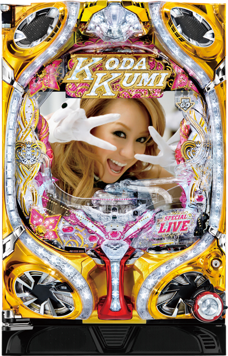 CR FEVER KODA KUMI V SPECIAL LIVE BIG or SMALL
