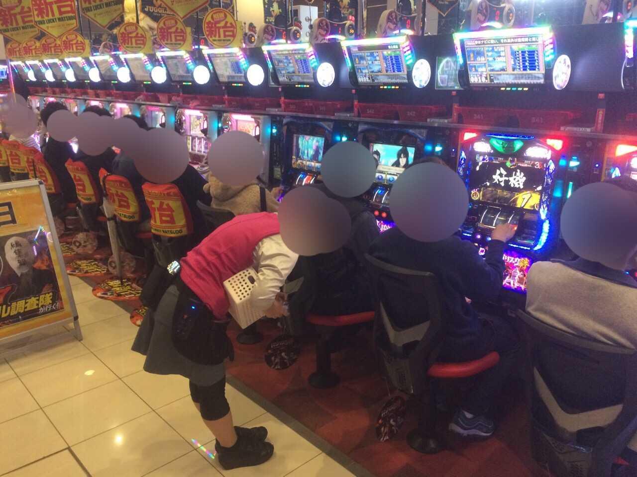 【10/23(月)】ユーコーラッキー松戸店は入り口付近が狙い目 ...