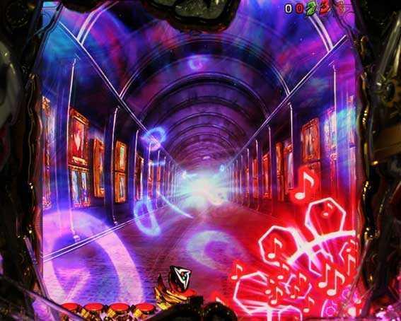 アクエリオンALL STARS 特殊ステージ&ゾーン 時の回廊ステージ