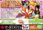 P・ROOTs(ピールーツ)