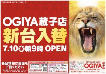 オーギヤ豊川蔵子店