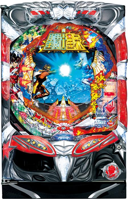 CR聖闘士星矢-BEYOND THE LIMIT-ZLB