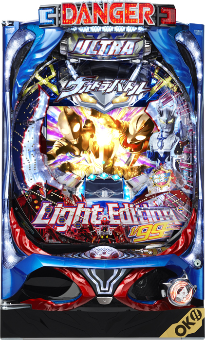 CRぱちんこウルトラバトル烈伝 戦えゼロ!若き最強戦士 Light Edition
