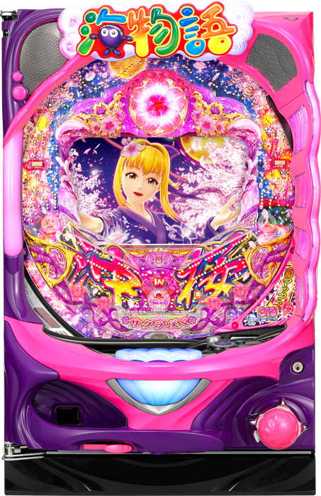 CRスーパー海物語IN沖縄4 桜バージョン 319ver.