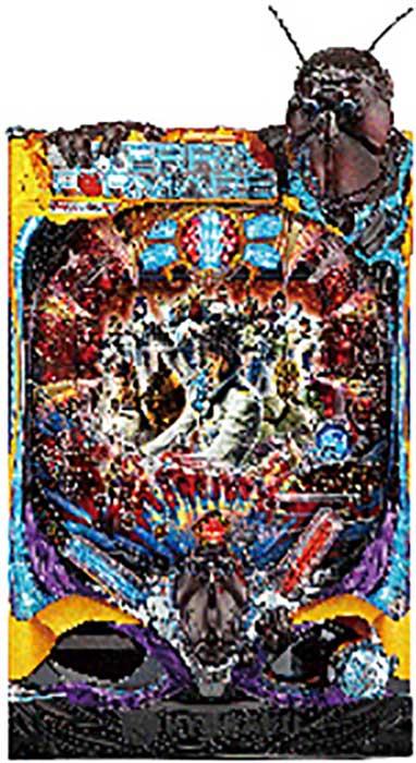 CRぱちんこテラフォーマーズ 164Ver.