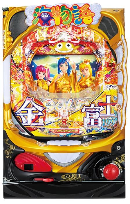 Pスーパー海物語IN JAPAN2金富士 199ver.