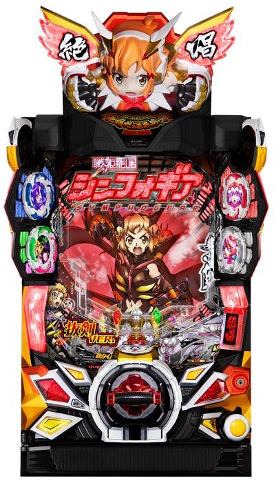 Pフィーバー戦姫絶唱シンフォギア2 1/230ver.
