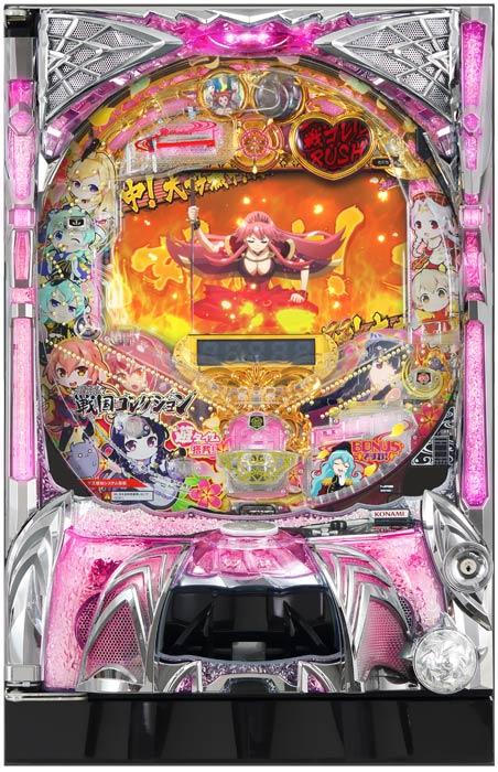 PAぱちんこ戦国コレクション小悪魔99
