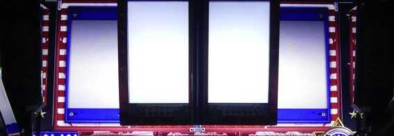 HEY!鏡のステージチェンジ