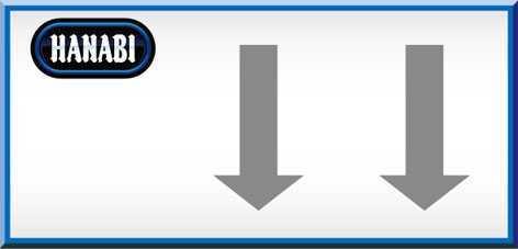 ドンちゃん2の左リール上段に9番のBAR