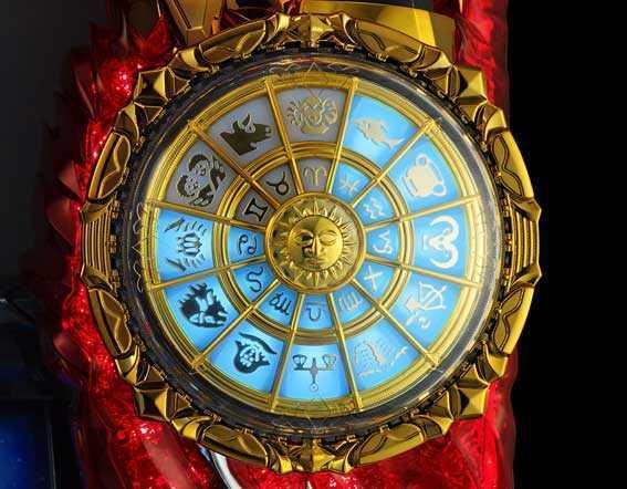 聖闘士星矢 セイントセイヤ 海皇覚醒の火時計ボタン