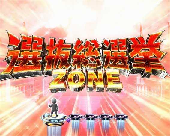 AKB48 ワン・ツー・スリー!! フェスティバル 選抜総選挙ゾーン