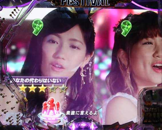 AKB48 ワン・ツー・スリー!! フェスティバル あなたの代わりはいない