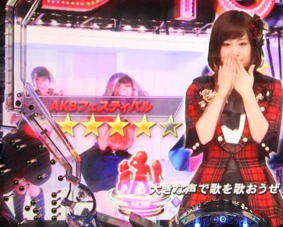 AKB48 ワン・ツー・スリー!! フェスティバル チャンスアップ
