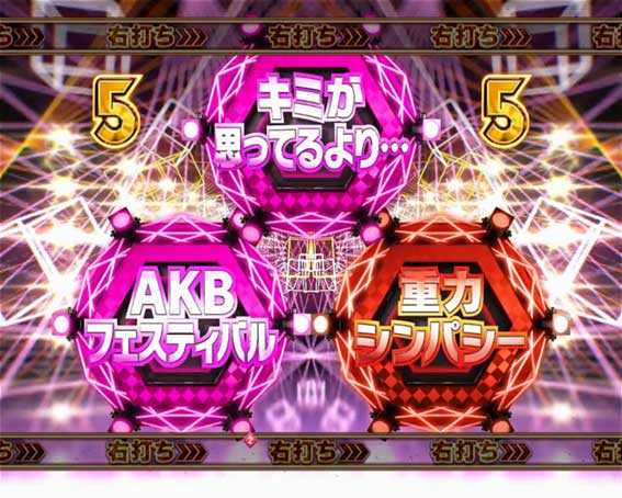 AKB48 ワン・ツー・スリー!! フェスティバル 1stチャレンジ