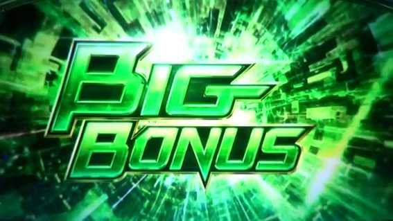 エウレカセブン3 スロット 新台 6号機のBIGBONUS