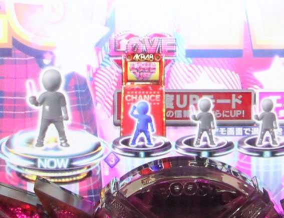 AKB48 ワン・ツー・スリー!! フェスティバル 保留ルーレット予告