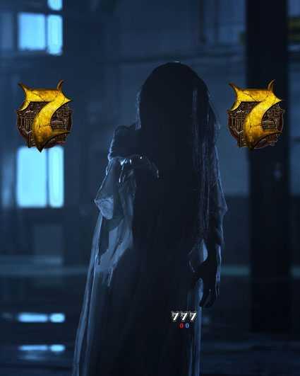 貞子vs伽椰子 頂上決戦 貞子VS伽椰子リーチ 貞子SIDE