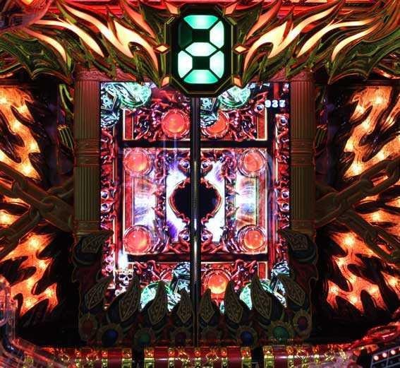 ビッグドリーム2激神 ペテロの門
