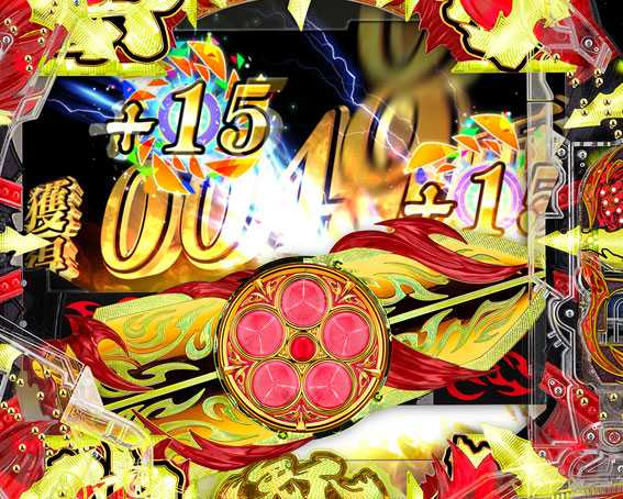 花の慶次~蓮 ランクアップボーナス