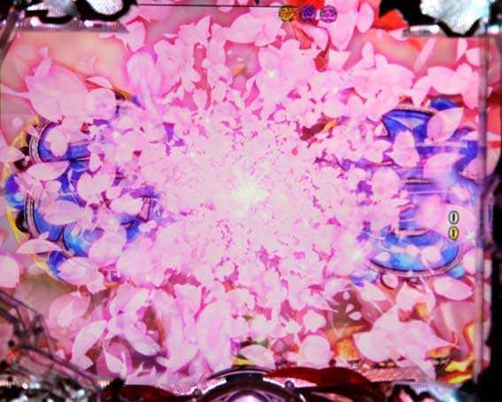 花の慶次~蓮 フェード演出