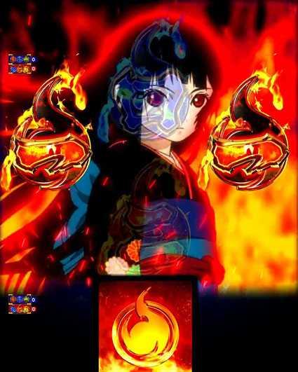 P地獄少女 四(4) パチンコ新台の地獄少女閻魔あい