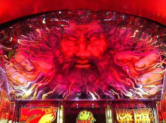 炎のドラム魂 GOD全灯