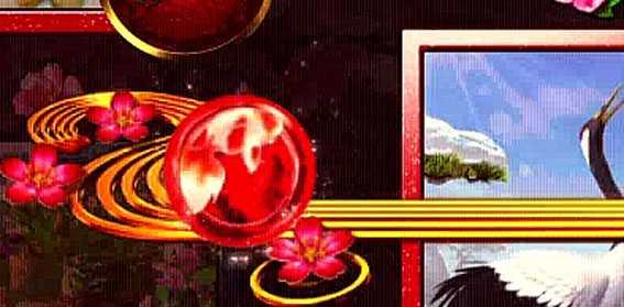真花月2 夜桜バージョン パチンコ新台の赤保留