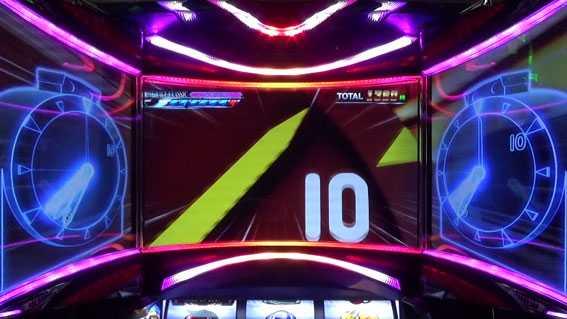 モンキーターンⅣ SGレース演出 注目ポイント(大時計タイマー)