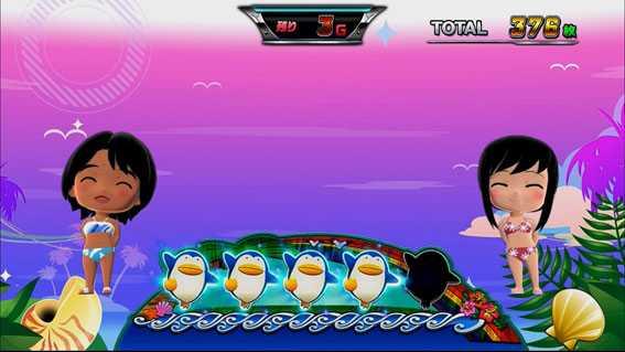 モンキーターンⅣ バカンスモード ペンギンランプ