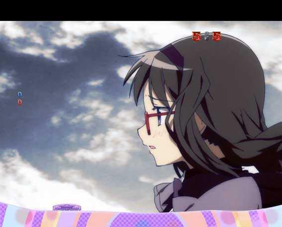ぱちんこ 劇場版魔法少女まどか☆マギカ キュゥべえver.  ストーリーリーチ ほむら