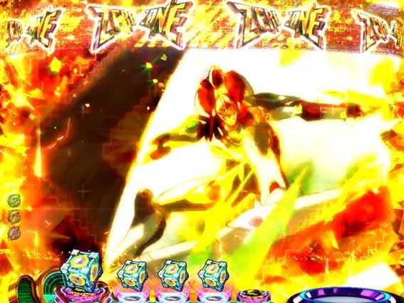 デジハネPA交響詩篇エウレカセブン HI-EVOLUTION ZERO ZERO ZONE