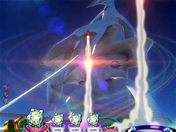 デジハネPA交響詩篇エウレカセブン HI-EVOLUTION ZERO ミサイル爆破予告