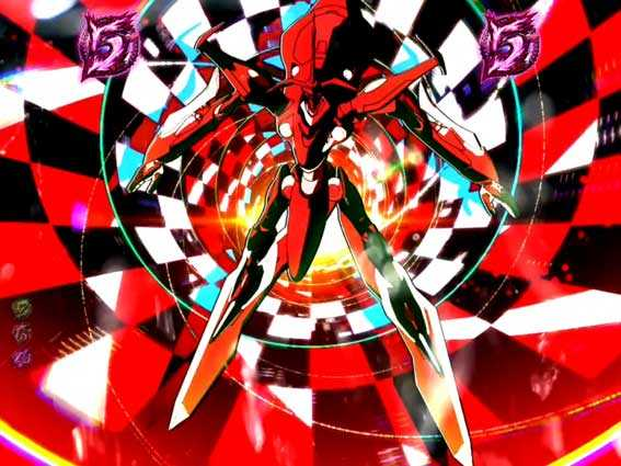 デジハネPA交響詩篇エウレカセブン HI-EVOLUTION ZERO the ENDリーチ 導入部ムービー