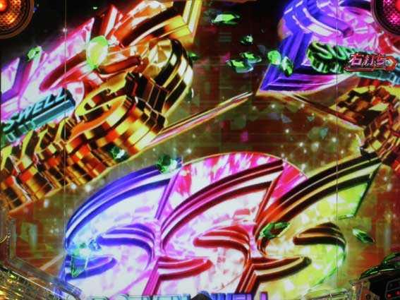 デジハネPA交響詩篇エウレカセブン HI-EVOLUTION ZERO 昇格演出 プレミアム