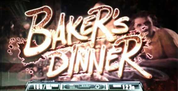 バイオハザード7のベイカーズディナー
