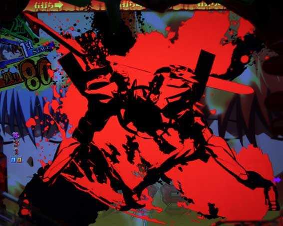 新世紀エヴァンゲリオン 決戦 プレミアムモデル 諸刃の剣前兆予告