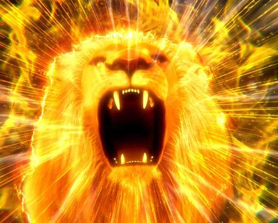 野生の王国 ギガ咆哮演出