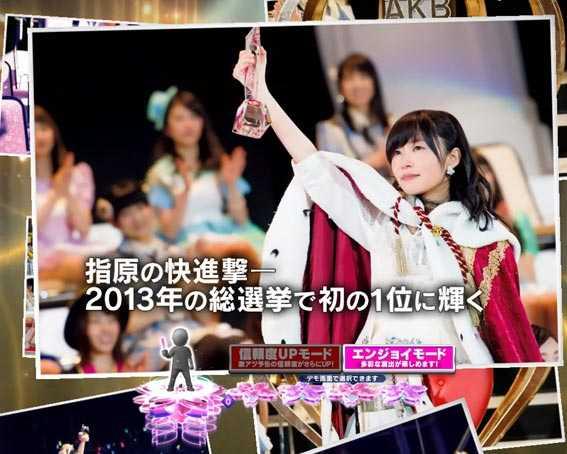 AKB48 桜 LIGHT 選抜総選挙ストーリー連続予告