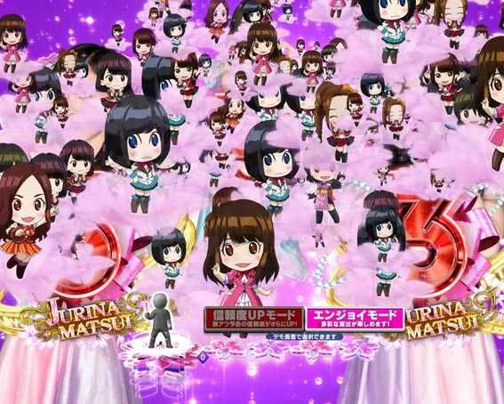 AKB48 桜 LIGHT 群予告