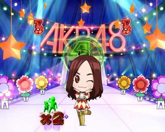 AKB48 桜 LIGHT AKBフェスティバル