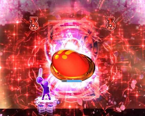 AKB48 桜 LIGHT 赤ボタン