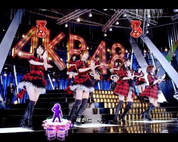 AKB48 桜 LIGHT 重力シンパシー
