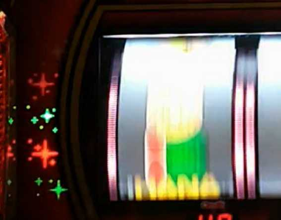 ボーナス中サイドランプの色_赤&緑変化