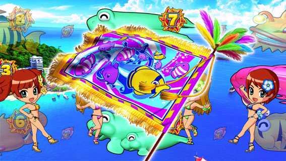 Pギンギラパラダイス 夢幻カーニバル 319 クジラッキーホイッスルフラッグ予告