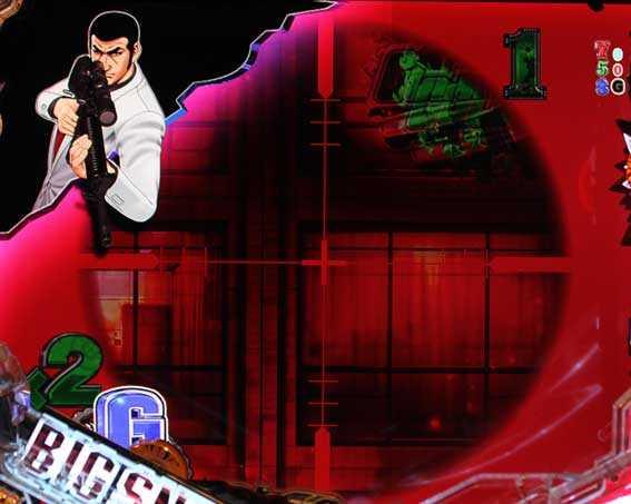 ゴルゴ13 疾風マシンガン 赤スコープ