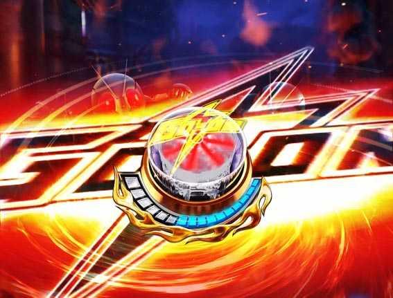 仮面ライダー GO ON GO ONボタン
