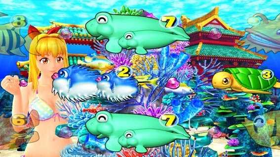 スーパー海物語 IN 沖縄5 珊瑚礁リーチ