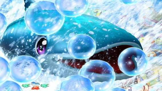 スーパー海物語 IN 沖縄5 アイマリン じんべぇチェンジ