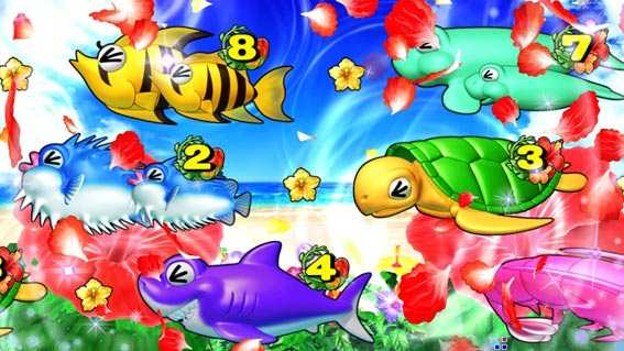 スーパー海物語 IN 沖縄5 アイマリン プチフリーズ予告